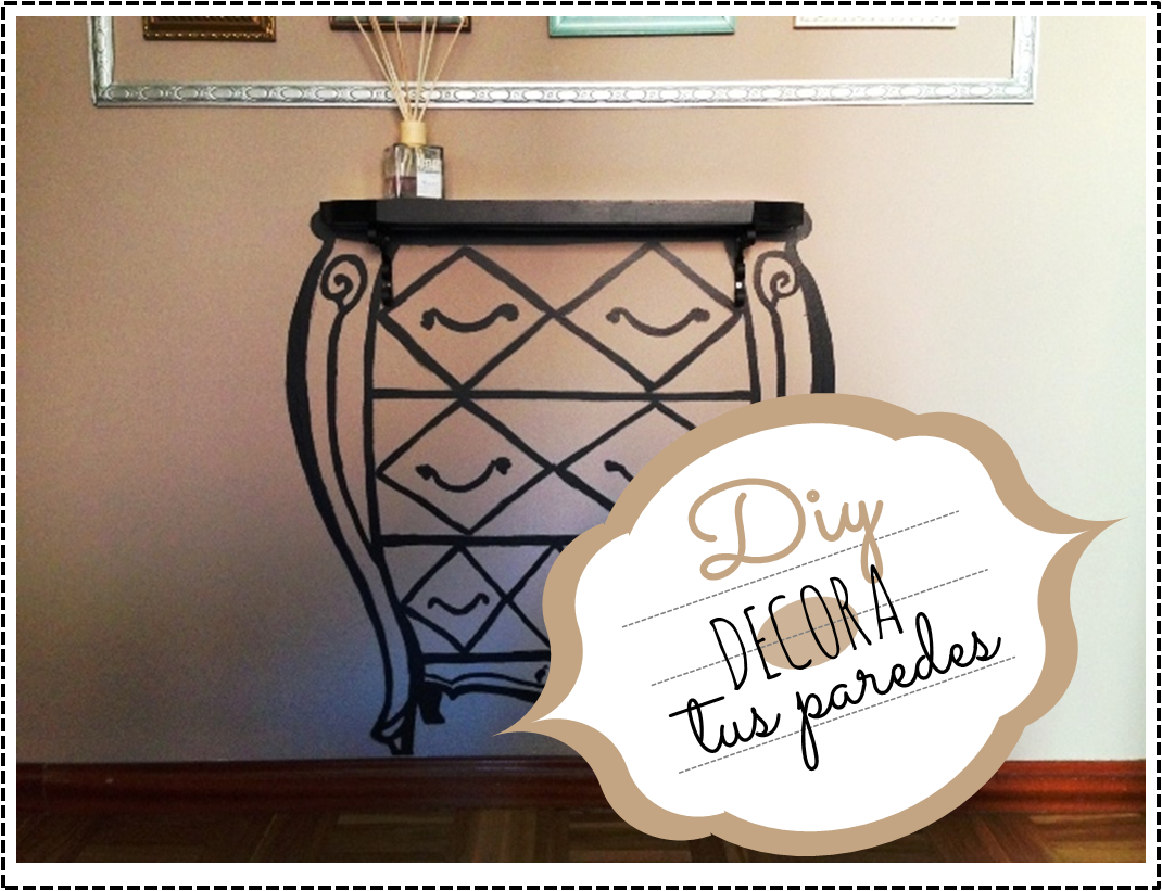 Viprojoven diy 3 ideas para decorar tus paredes - Decora tus paredes ...