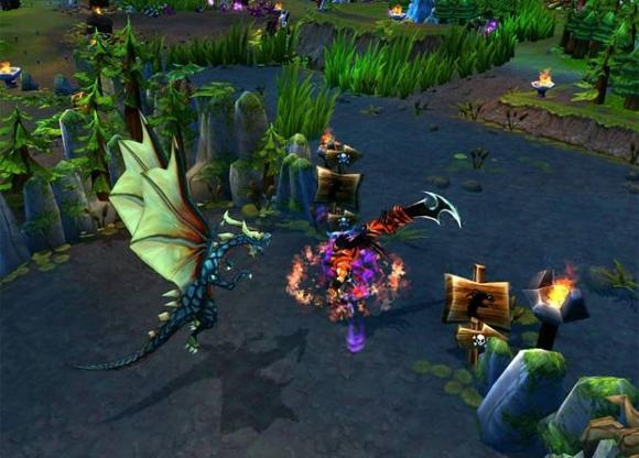 'League of Legends' ganha servidor no país (Foto: Divulgação)
