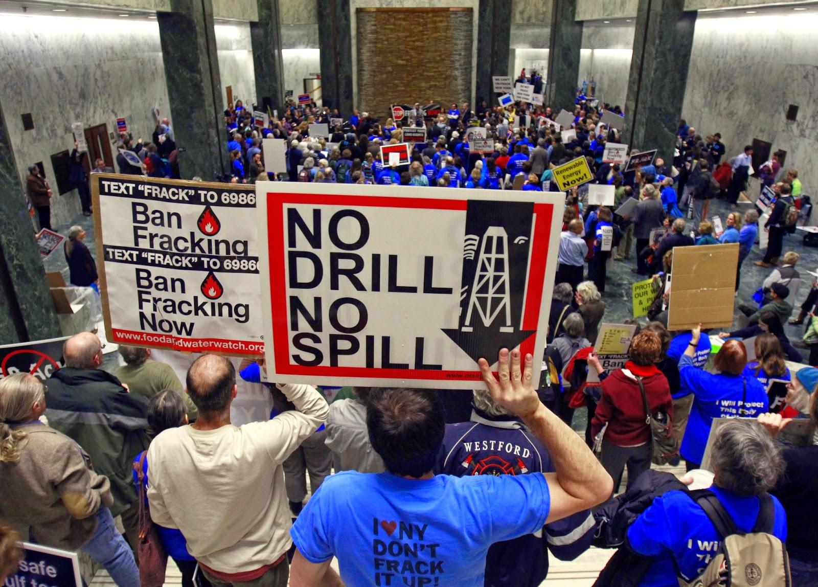 fracking, New York, Frack