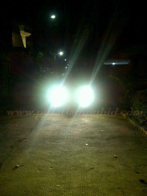 Lampu Mobil HID Lightning BOLT