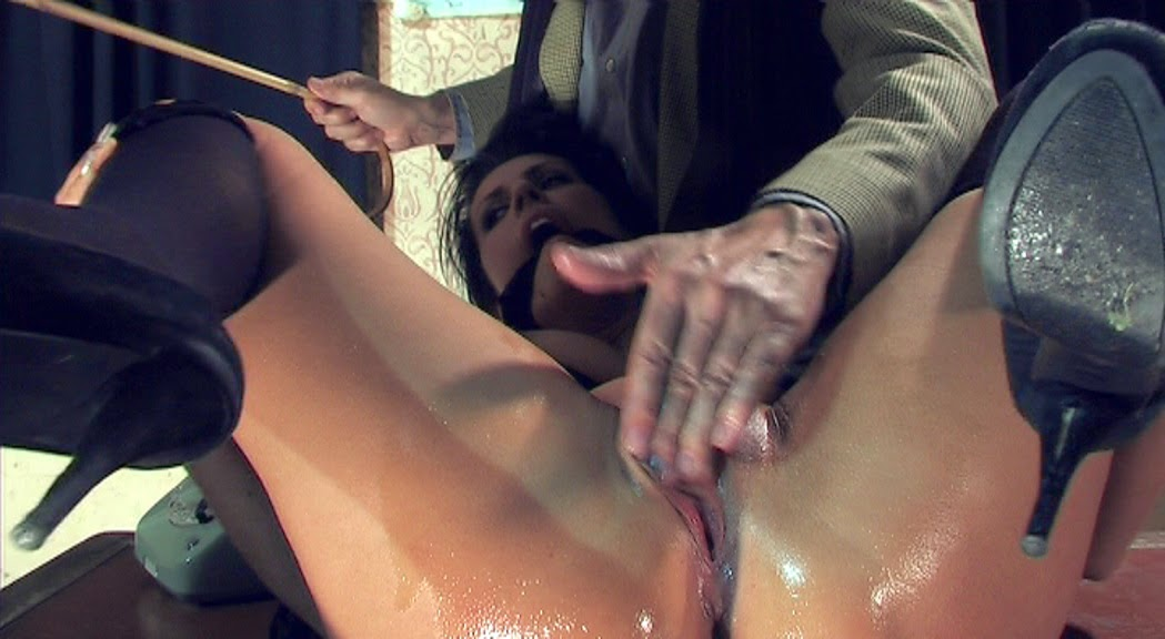 Wanked and caned
