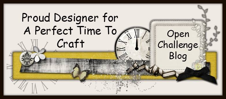 I design for: A Perfect Time To Craft