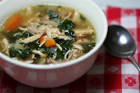 Kale and Turkey Soup Recipe