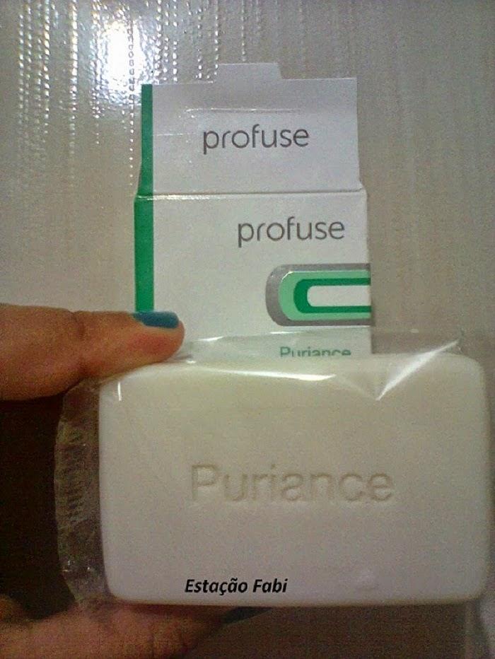 Sabonete Puriance