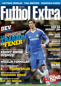 Futbol Extra  Mart 2011 sayısındayız..
