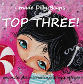 I made Dilly Beans' Top 3!