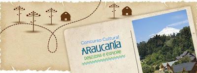 Concurso Cultural Araucanía - Submarino Viagens