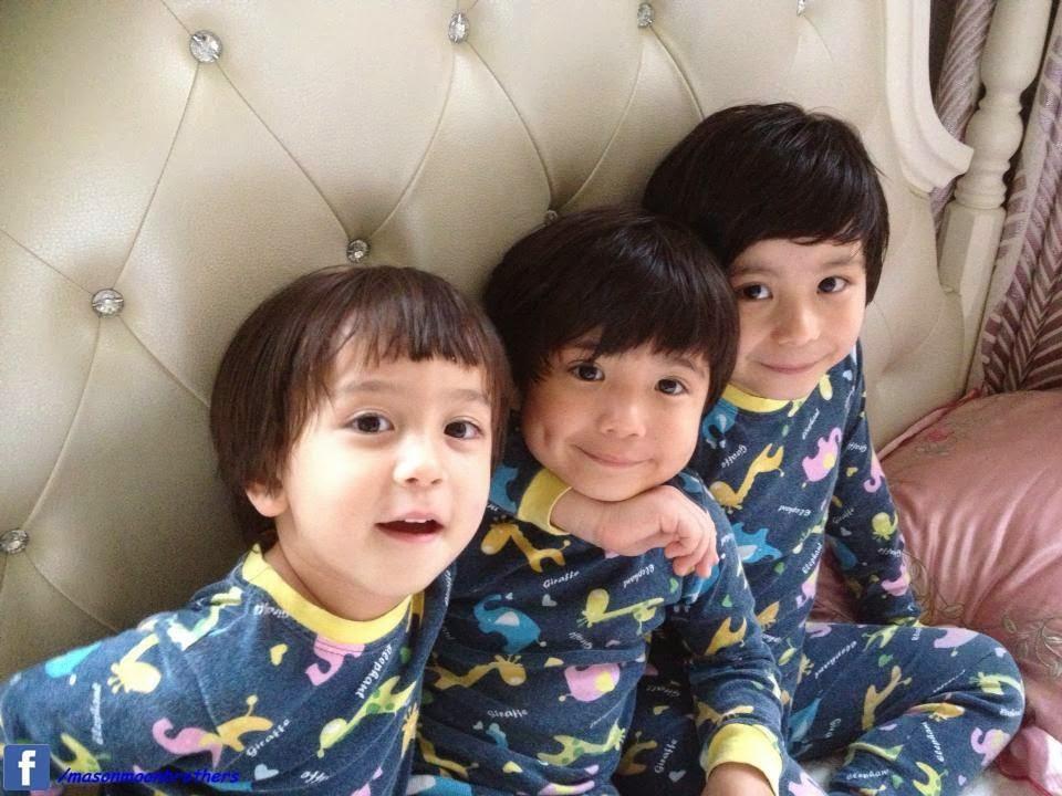 Mason Moon Siblings Hi...
