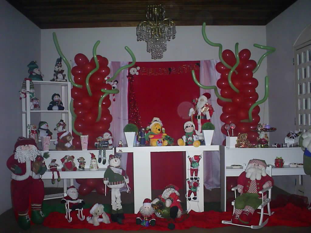decoracao festa natal:Pink Festas 01: Decoração Disney no Natal – Provençal