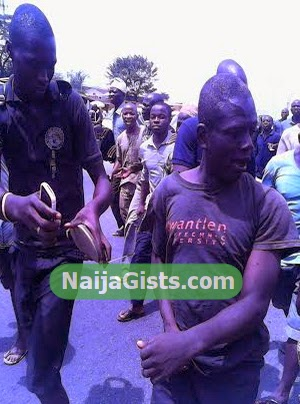 ritualist kidnap child bodija ibadan