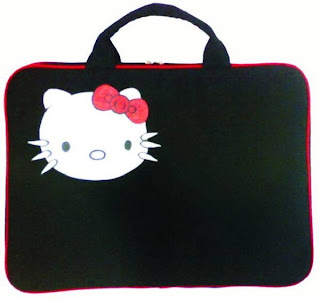 Hello Kitty - Tas Laptop Gaul 12 inch