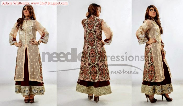 Needle Impression Formal Midsummer Collection 2014