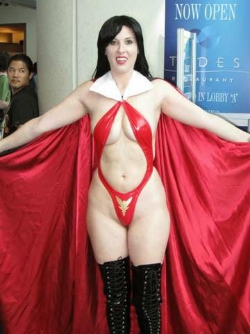 Vampirella Costume
