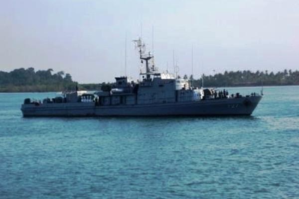 Kapal Penyapu Ranjau TNI-AL