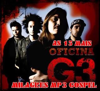 OFICINA G3 | músicas