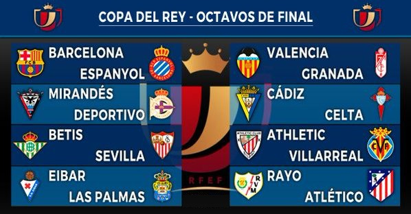 Awesome Cuartos De La Copa Del Rey 2015 Gallery - Casas: Ideas ...