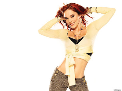 Super Model Carmit Bachar Wallpaper