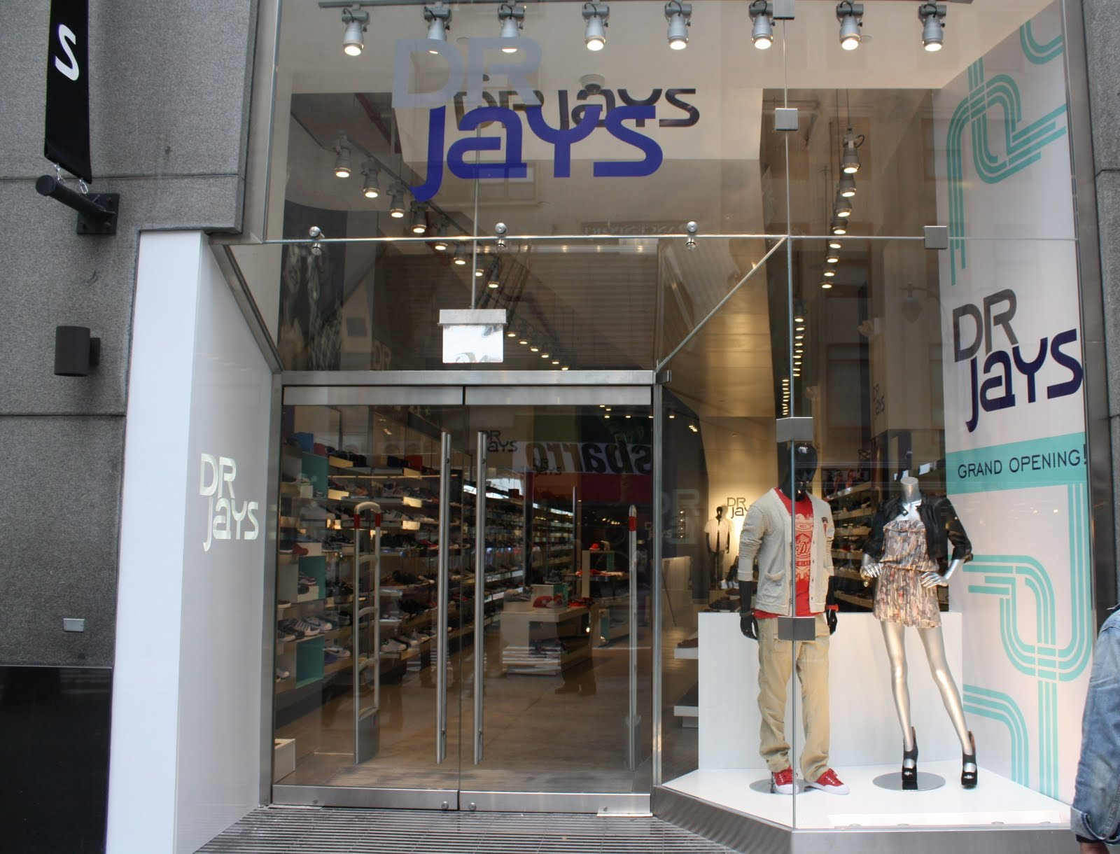Find stores like Dr Jays. A handpicked list of 5 stores that are similar to Dr Jays. Discover and share similar stores in the US.