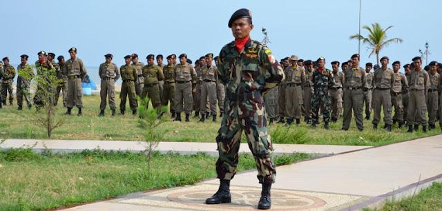 Tak Seperti Ormas Lain, Banser Rawat Kerukunan di Tolikara