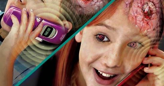 """Résultat de recherche d'images pour """"Damage to the mobile phone's brain"""""""