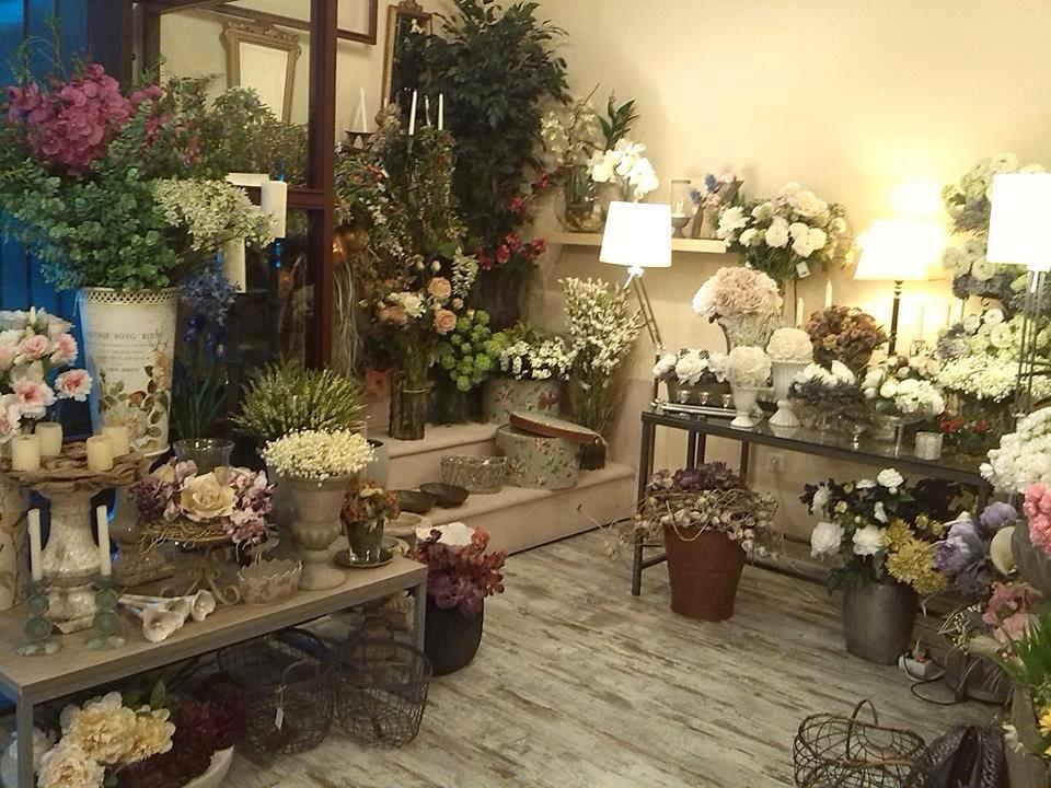 Flores artificiales c rtamo flores tu florister a para - Decoracion flores artificiales ...