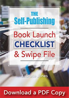 Book Launch Checklist & Swipe Files