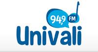 ouvir a Rádio Educativa Univali FM 94,9 ao vivo e online Itajaí
