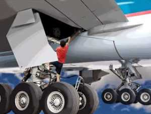 Bahaya Menyusup Di Roda Pesawat