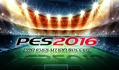 Pro Evolution Soccer (Pes) 2016 Apk + Data for Android