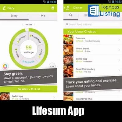 приложение Lifesum скачать - фото 10