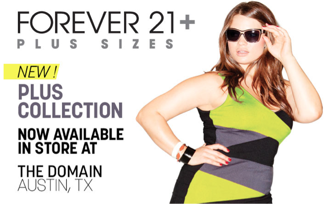 The Frugal Fatshionista: Forever 21+ Plus Sizes are now available ...