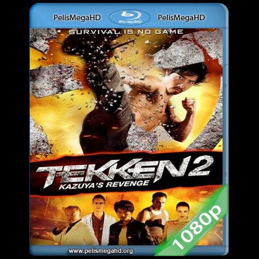 TEKKEN: A MAN CALLED X (2014) FULL 1080P HD MKV INGLÉS SUBTITULADO