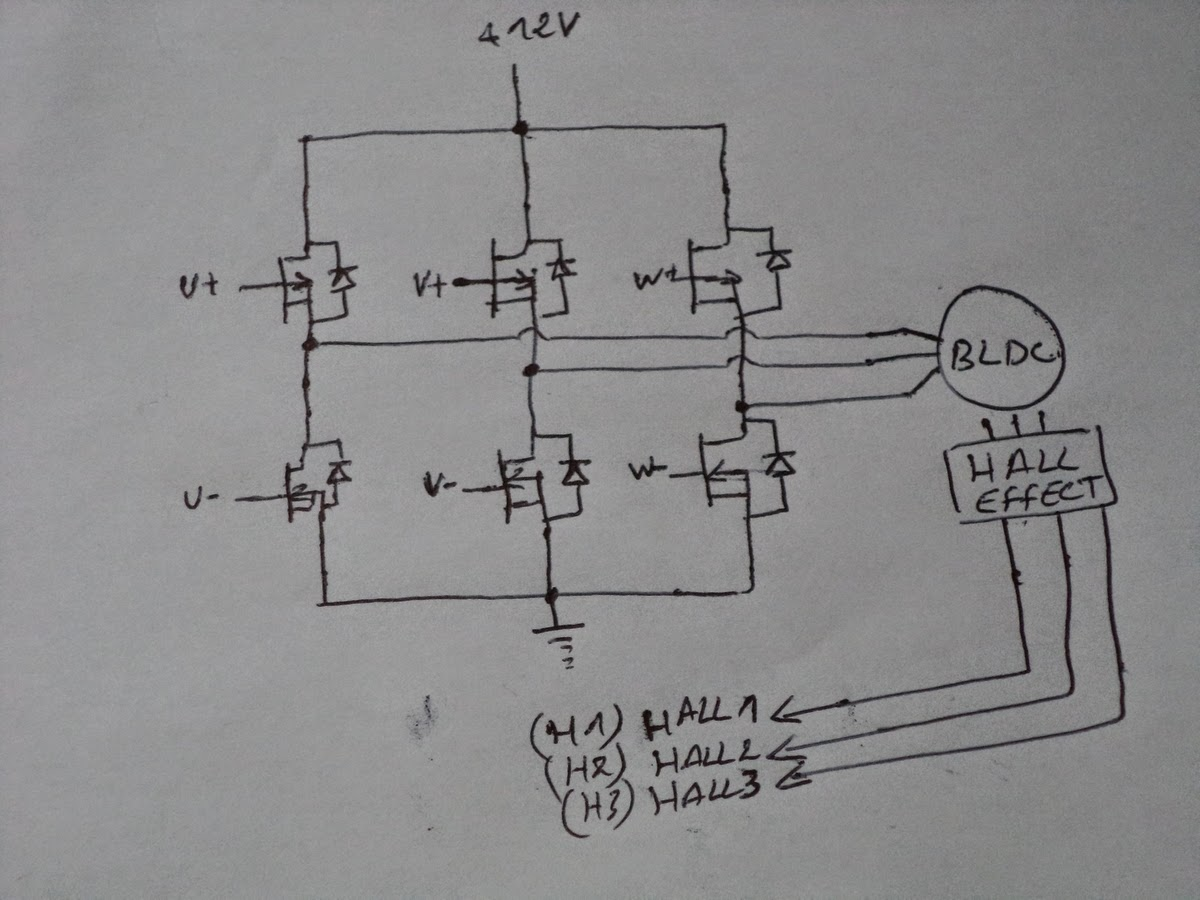 Electronic Microcontroller Projects Cd Rom 3 Phase Sensored Bldc Brushless Dc Motor Wiring Circuit Motorcontrol Controlcircuit An Error Occurred