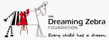 Dreaming Zebra Foundation art charity for children