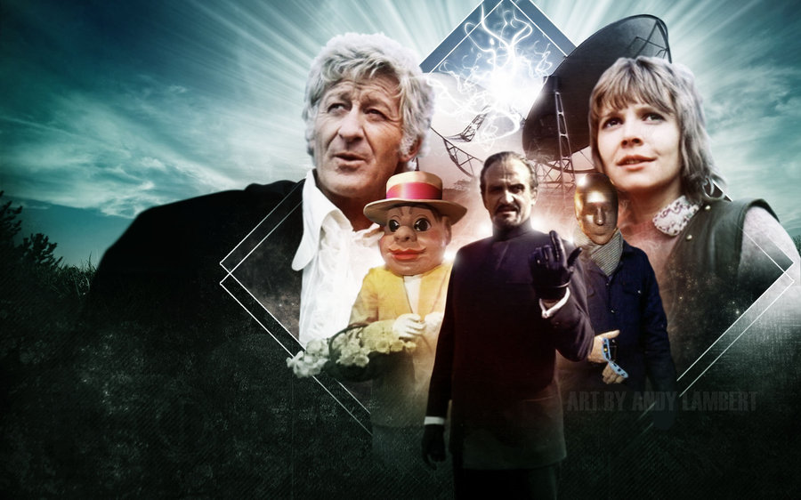 Doctor Who: The Incognito Time Lord - Terror of the Autons