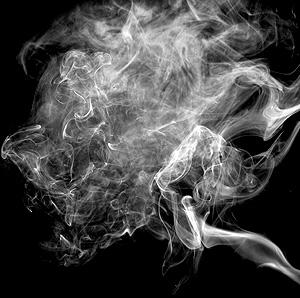 Lanciare fumi di Ufa