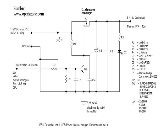 computer software making usb power injector with auto power on rh sitesoftwarecom blogspot com Antenna Preamplifier Terk Power Injector