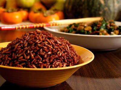 Beberapa Fakta Beras Merah Untuk Diet