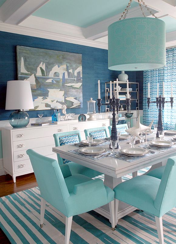 Charmant Beach House Dining Room By Mabley Handler