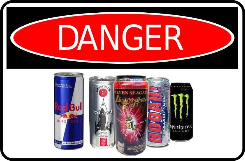 Why You Should Stop Drinking Energy Drinks