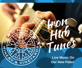 Iron Hub Tunes - Sundays from 1-4pm