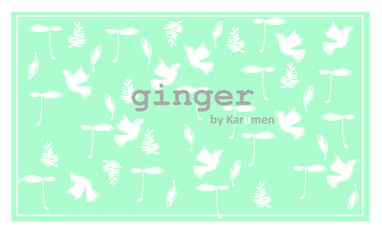 ginger by karumen