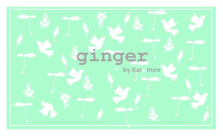 ginger by karumen