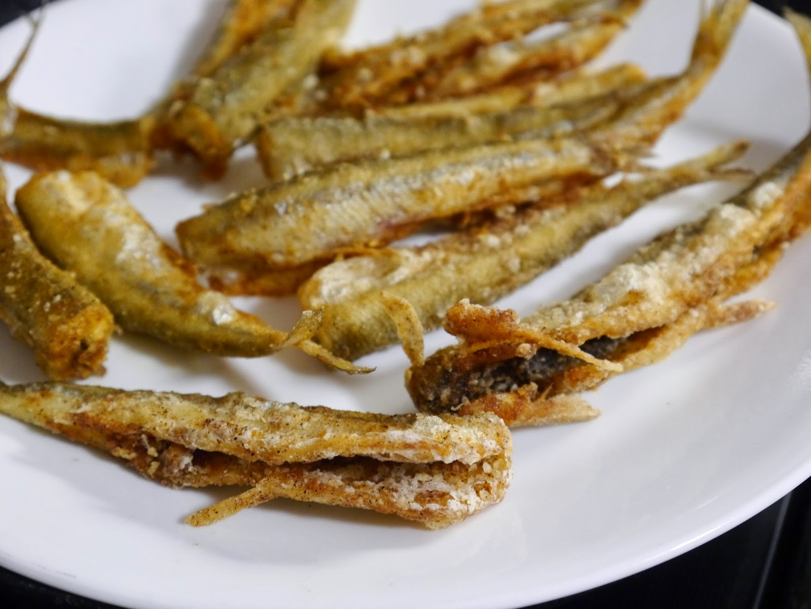 Fried Smelt Recipe — Dishmaps