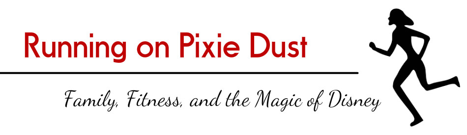 Running on Pixie Dust