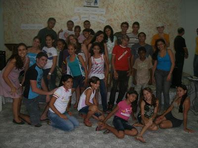 """""""Juventude Missionária, Construindo a Civilização do amor"""", foi tema do 2º Recriai-vos no Ceará"""