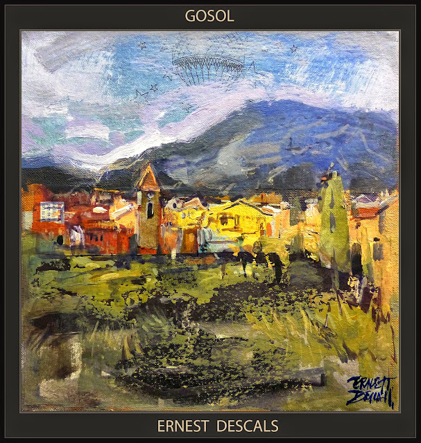 GOSOL-PINTURA-PAISATGES-CATALUNYA-ARTISTA-PINTOR-ERNEST DESCALS-