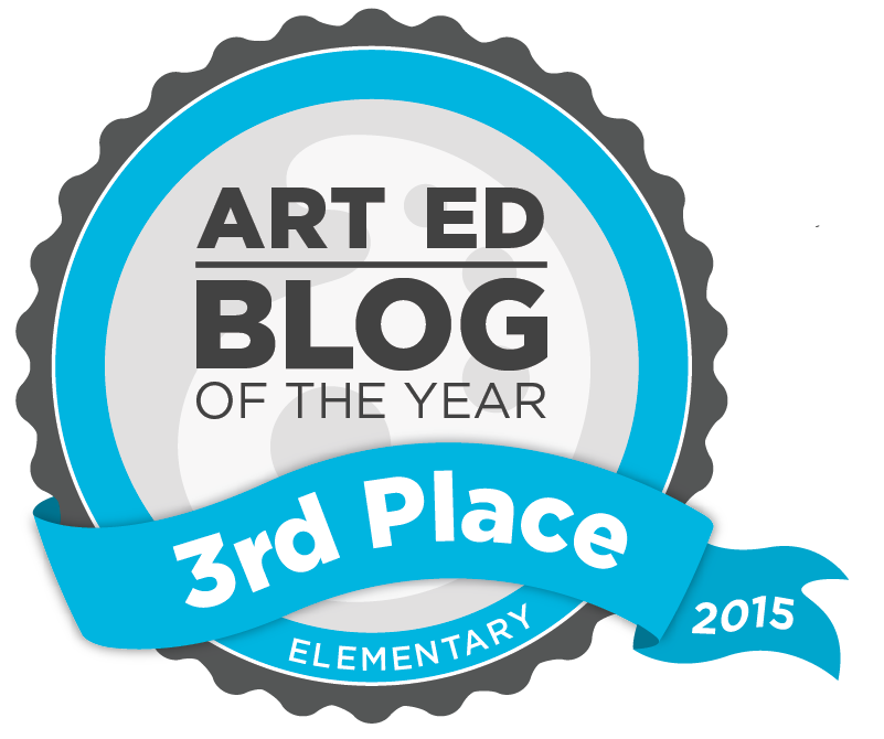 The Art of Education Blog of the Year 2015