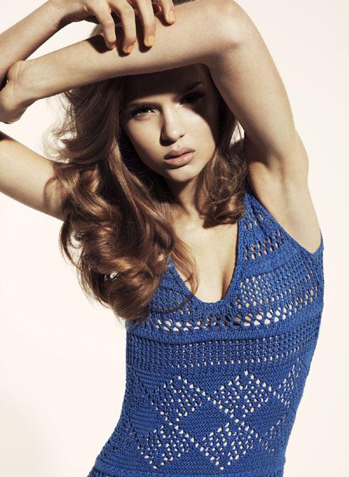 Swedish Model  Josephine Skriver