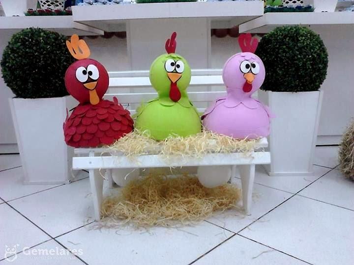 festa-galinha-pintadinha-decoracao-para